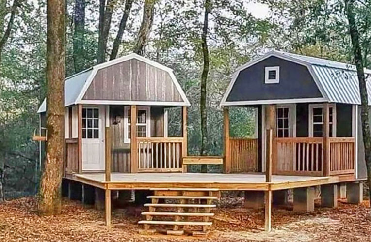 The 'We-Shed' Is a Dual Shed For Him and Her In [cityname]