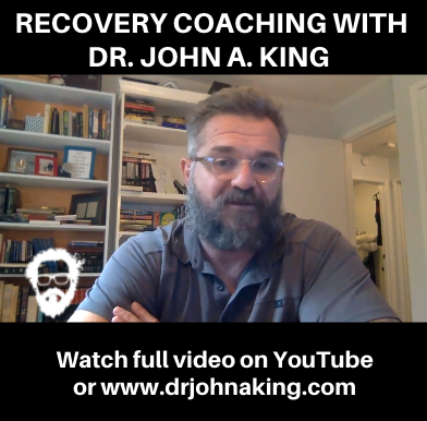 PTSD Recovery Coaching with Dr. John A. King in [cityname].